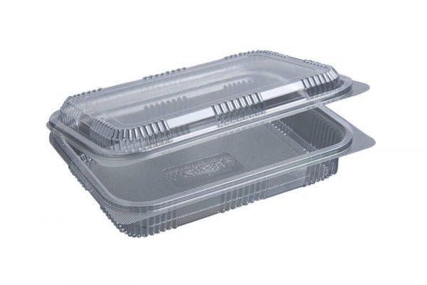 Plastične činije sa poklopcem za hranu