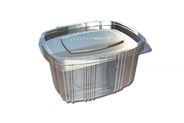 Posuda za salatu od PET plastike PET-500