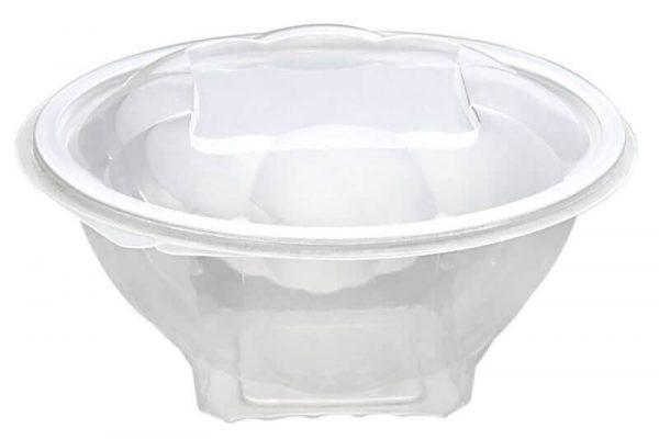 posude sa poklopcem od plastike PET-1000 okrugla