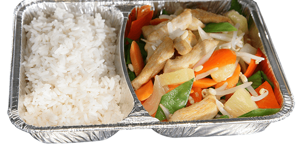 Aluminijumske posude za hranu