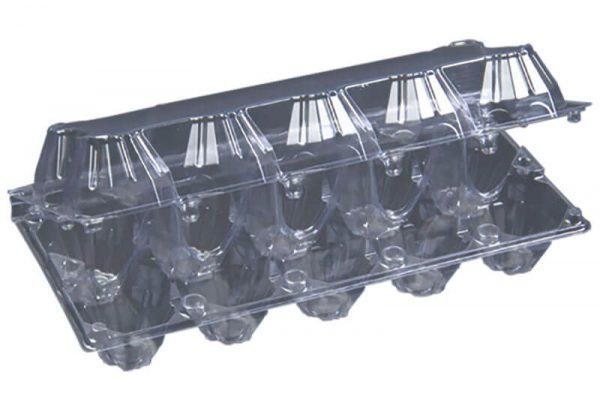 Ambalaža za jaja od PVC plastike