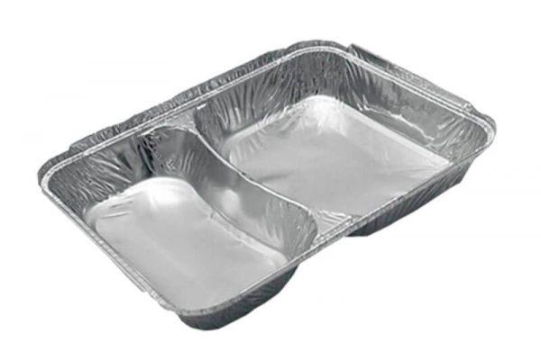 Posuda od aluminijuma sa poklopcem