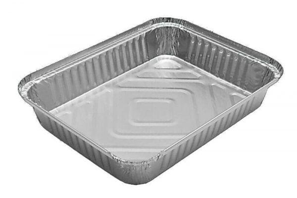 Posude od aluminijuma za hranu