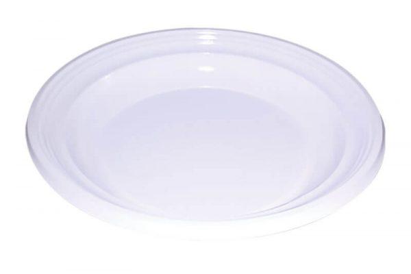Plastični tanjiri za ketering i ugostiteljstvo