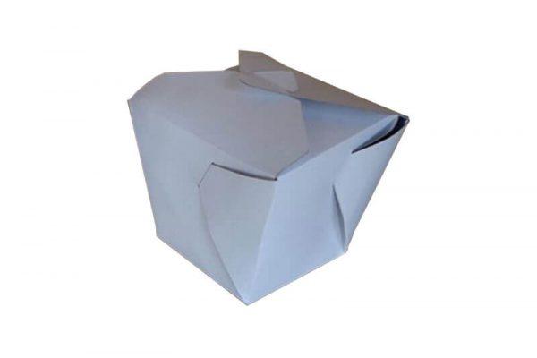 Kutije od kartona za kinesku hranu zapremine 790 ml