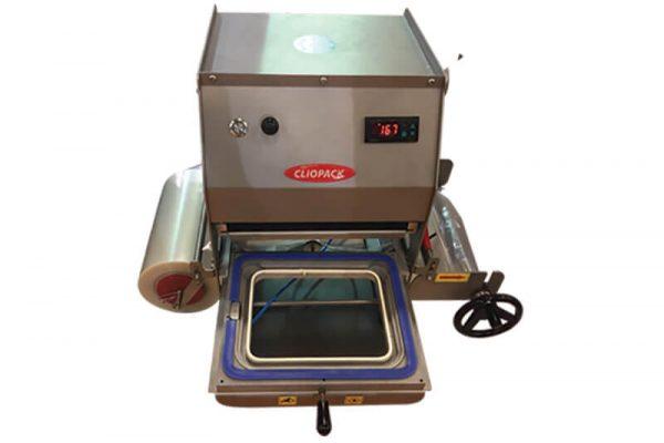 Poluautomatska mašina za zavarivanje polipropilenskih posuda