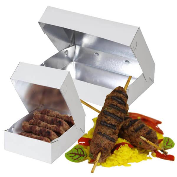 Kartonska ambalaža za roštilj