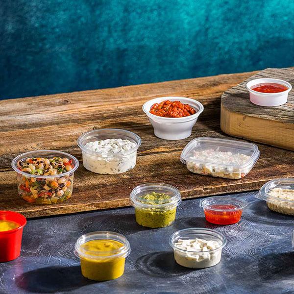 Ambalaža za soseve i prilog jelima